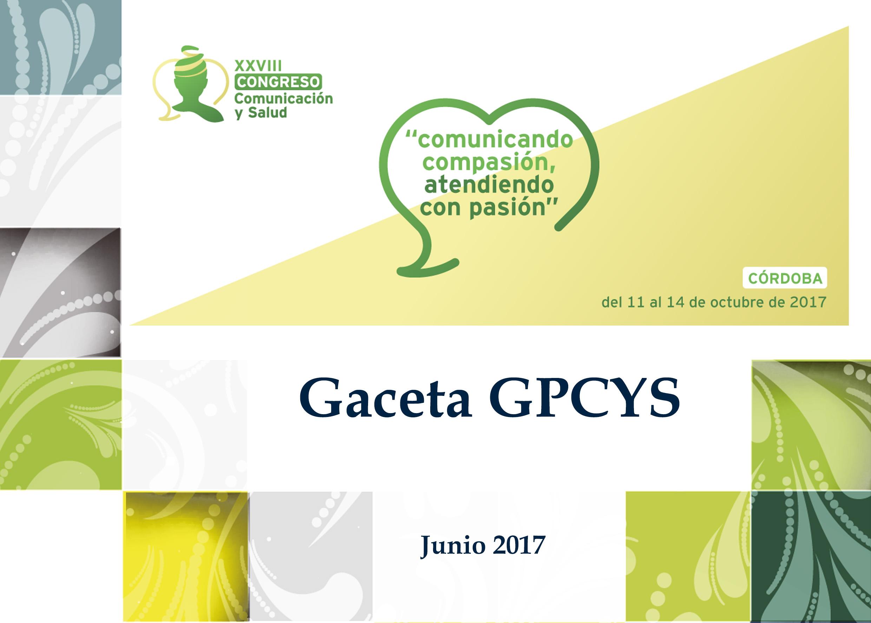 Gaceta junio 2017
